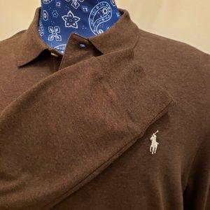 Polo Ralph Lauren Long Sleeve Polo  (xl)